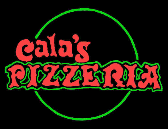 Cala's Pizza Home Page